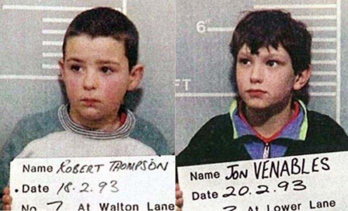 Дети-убийцы: истории, леденящие душу