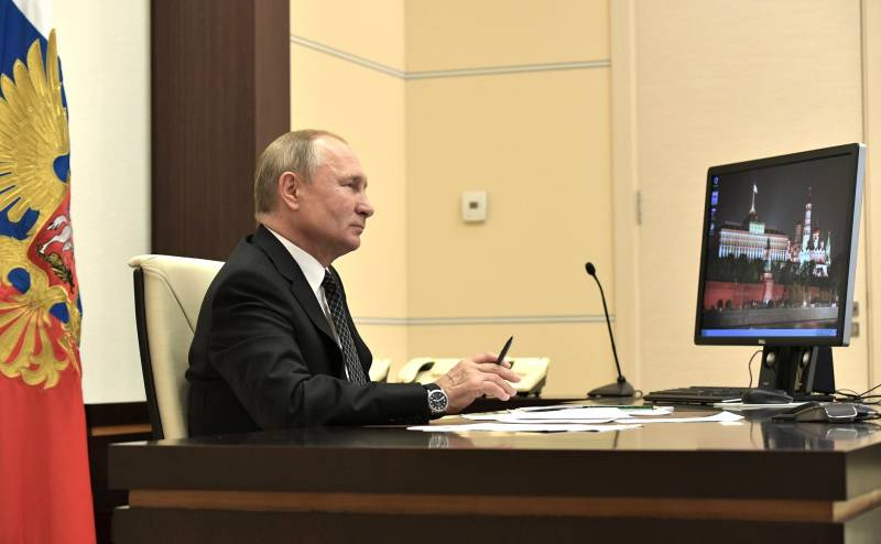 Миротворец Путин. Будущий лауреат Нобелевской премии мира?