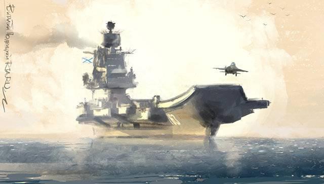 """Как считать будем: инциденты на авианосце """"Адмирал Кузнецов"""" и опыт ВМС США"""