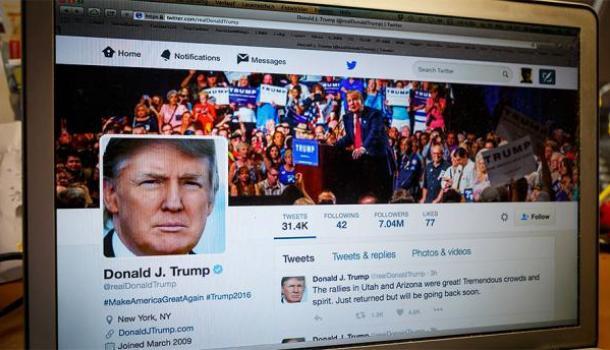 Сооснователь Twitter расстроен, что помог Трампу стать президентом