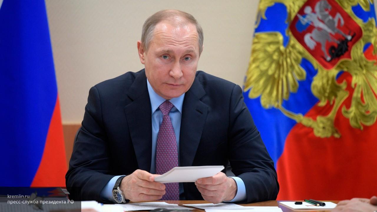 Путин сообщил о значительном росте наркотрафика из Украины