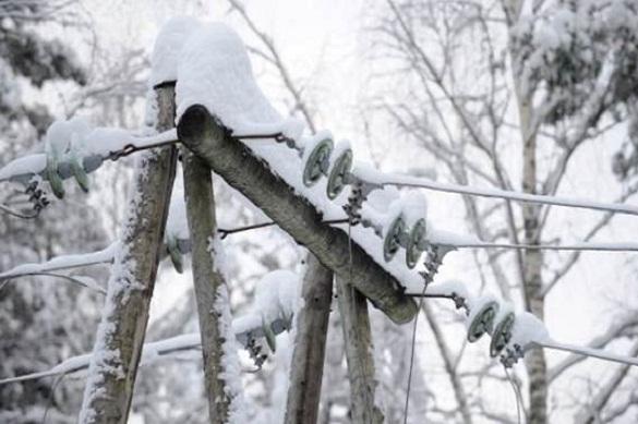 Света нет в конце тоннеля: Украина обесточена в Рождество