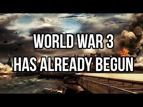 Юстас - Алексу: Третья мировая война неизбежна и начнется на следующей неделе