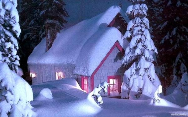 Зимняя сказка и очаровательная музыка Р. Паулса