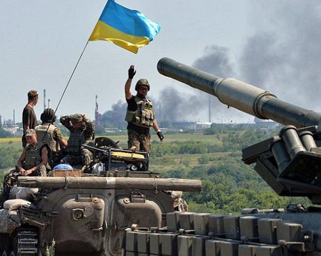 Депутат Рады: ВСУ могут захватить Донбасс за 5 дней и выйти к РФ