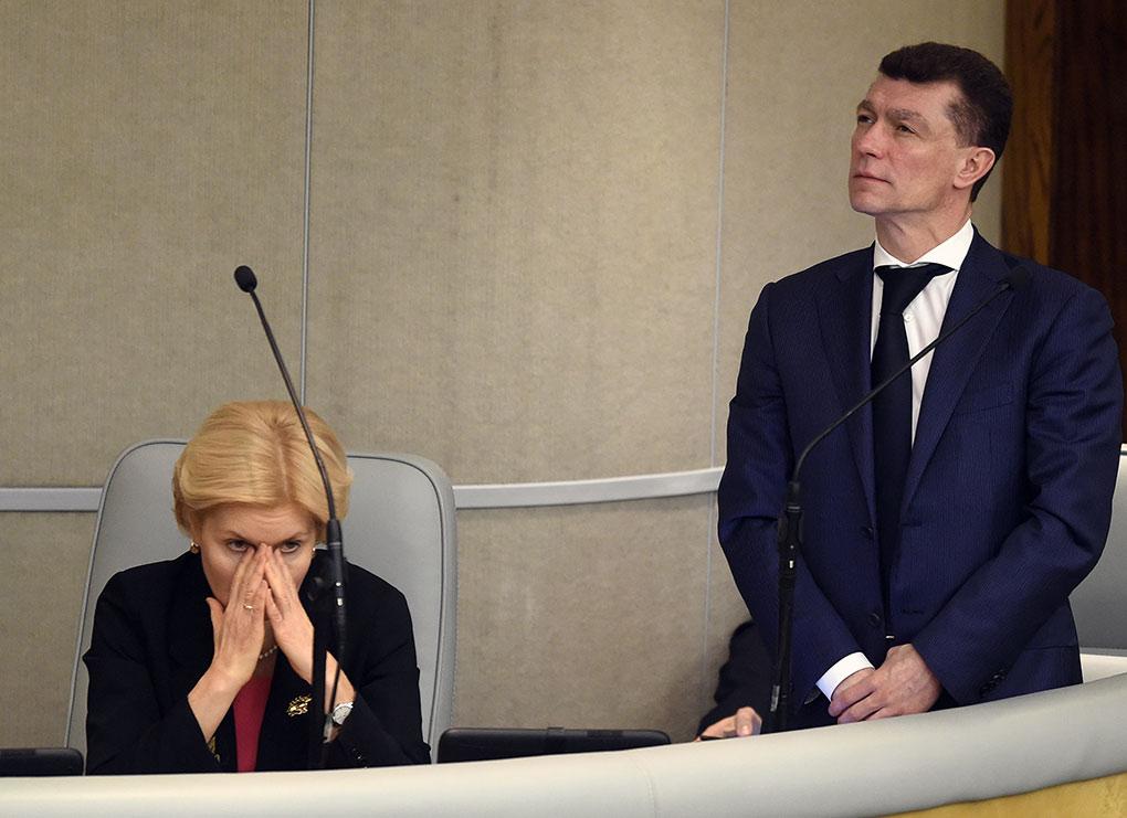 Почему в России снова появил…