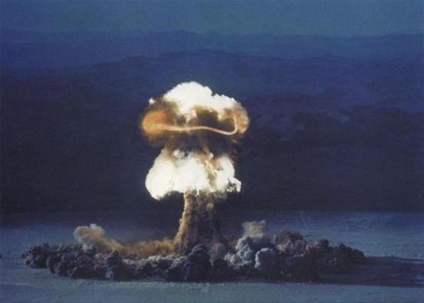 Древняя ядерная война. Еще одна информация БОГах с неба