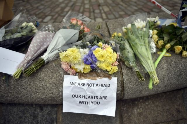 Американский турист оказался в числе жертв теракта в Лондоне