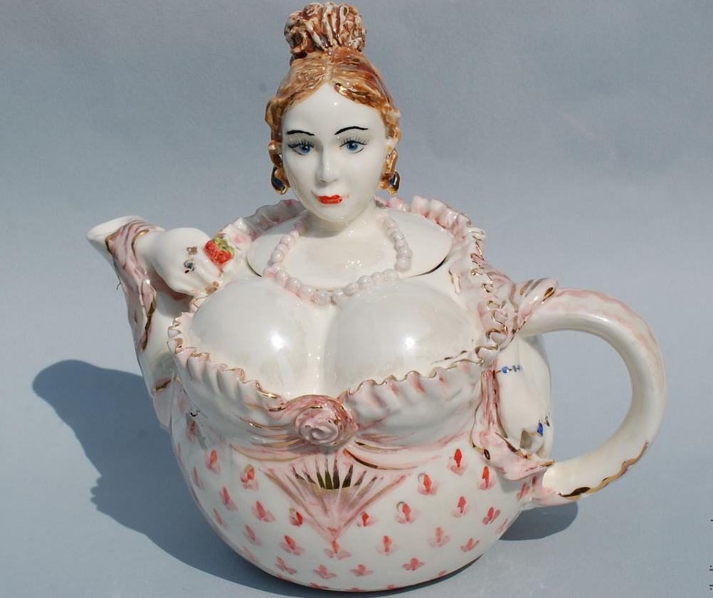 Поразительные и необычные чайники