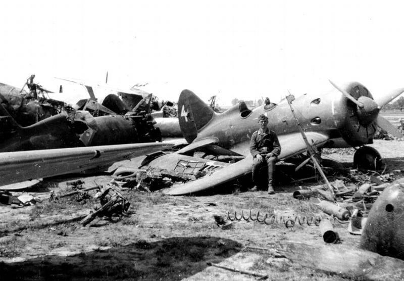 В погоне за Люфтваффе. 1941 год, Поликарпов против Мессершмитта