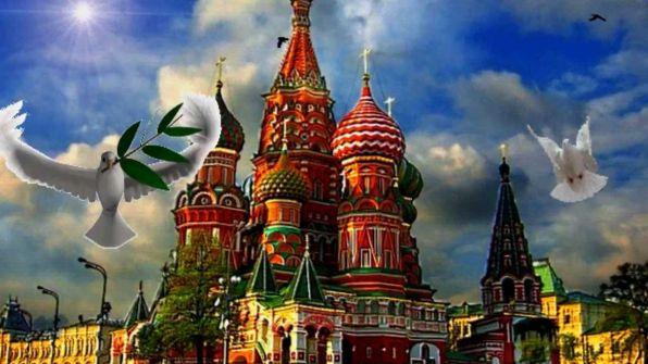 Бойтесь разбудить русского