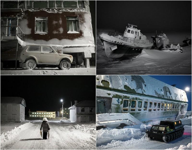 Как живут в самом северном поселке России