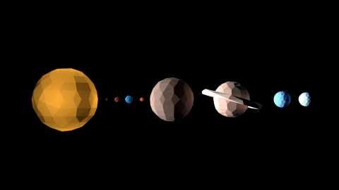 Рейтинг колонизации Солнечной системы