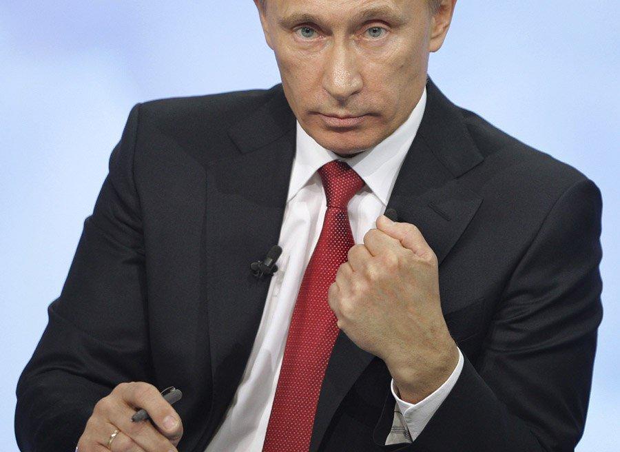 Путин объединил Китай и Иран в антиамериканскую коалицию на Ближнем Востоке