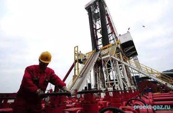 Китай быстро наращивает добычу сланцевого газа