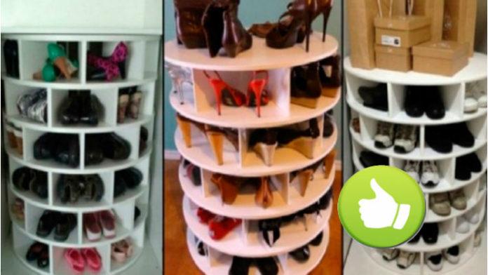 11 идей для компактного хранения обуви. Лучшие трюки для экономии пространства
