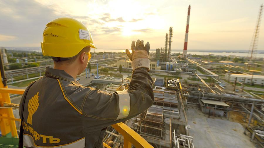СМИ узнали о планах «Роснефти» увеличить поставки нефти в Китай