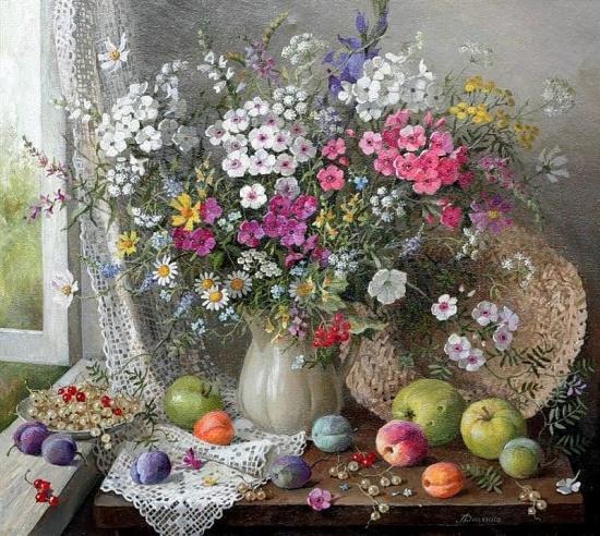 художник Лидия Даценко картины – 08