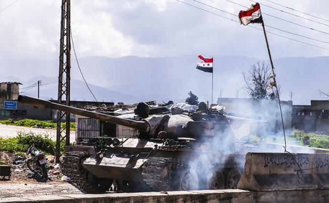 «Курды убивают американцев, чтобы оставить их в Сирии»