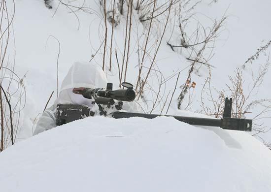 В Оперативной группе российских войск в Приднестровье прошли занятия с разведподразделениями