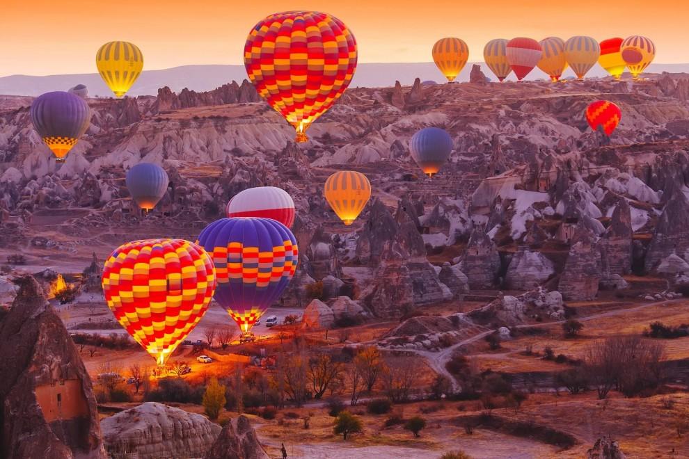 14 живописнейших мест на Земле, где вы сможете встретить свой самый красивый рассвет