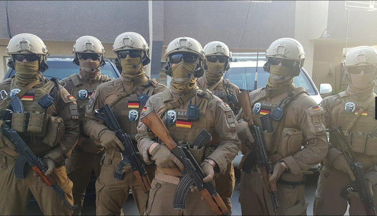 """ЧВК """"ASGAARD"""" в Ираке"""