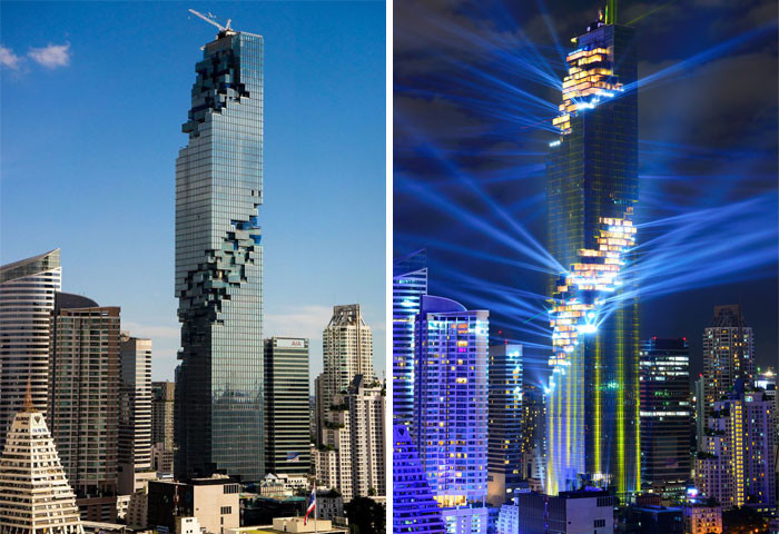 Здания, которые выглядят как резиденции супер-злодеев