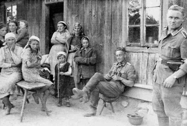 Советские женщины для немецк…