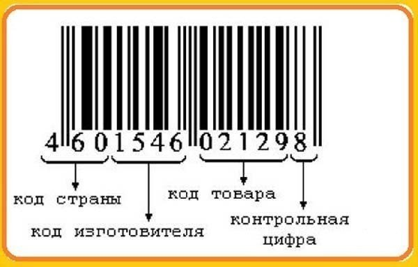 Как правильно читать штрих-коды 1