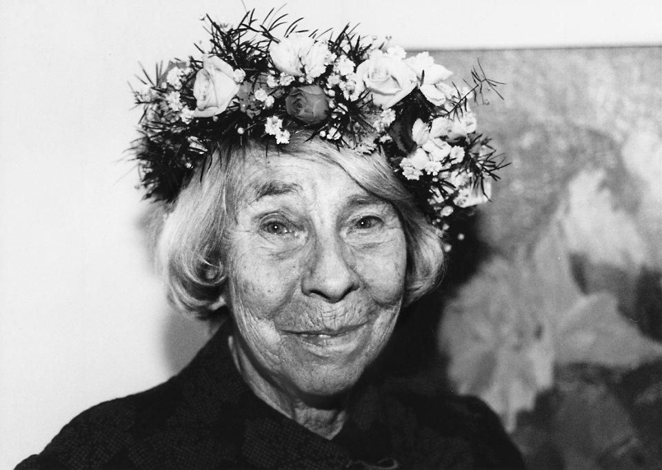 9 августа 1914 г. родилась финская писательница Туве Янссон!