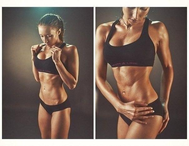 Как сделать хорошее тело для девочек