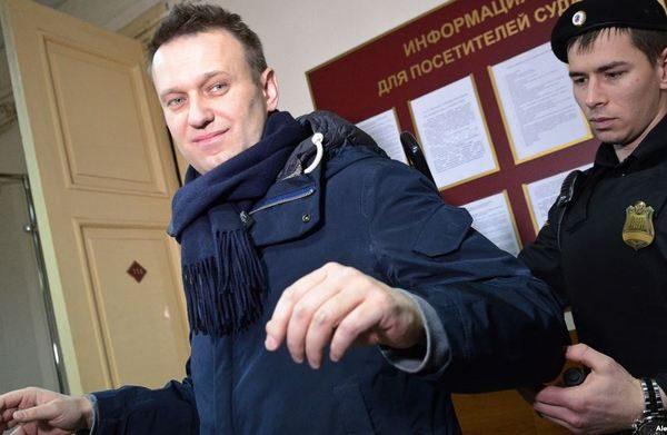 Навальному повторно вынесли …