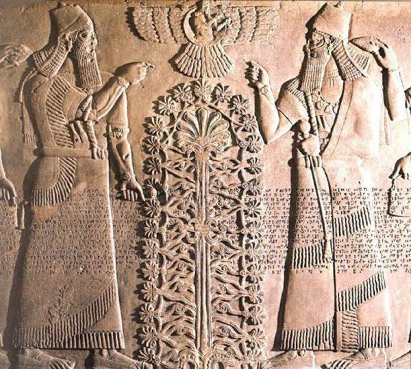 История человечества начинается в Шумере