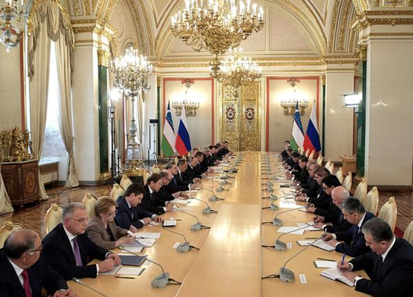 Ростех создаст в Узбекистане ряд крупных производств