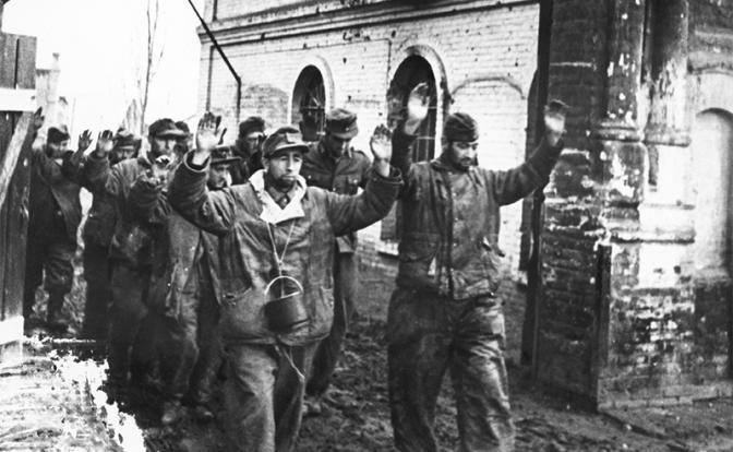 Как советские войска ломали …