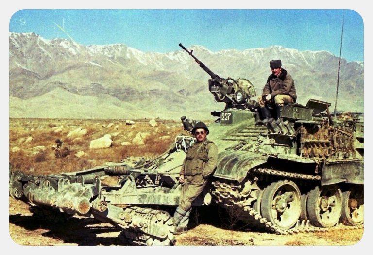 Афганская война: редкие фотографии
