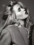 Айрленд Болдуин предстала перед читателями журнала «Elle Spain»