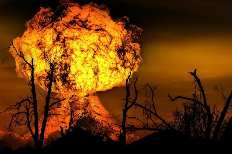 «Это конец,света!» Испанский математик просчитал вероятность апокалипсиса в 2017 году