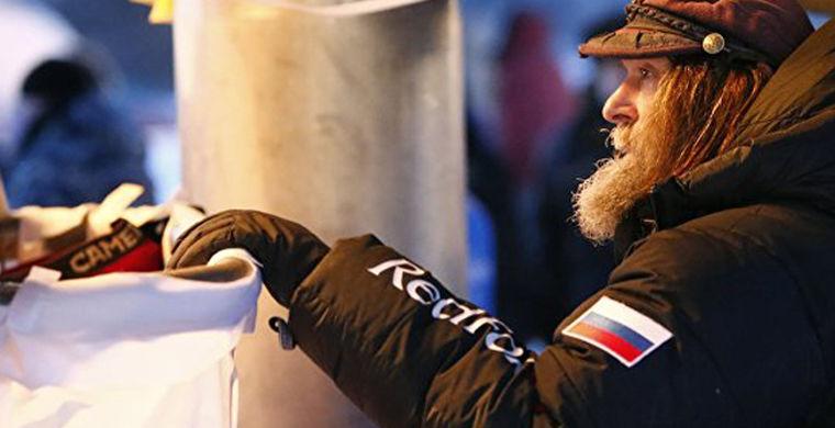 Федор Конюхов собрался пролететь над Эльбрусом на воздушном шаре