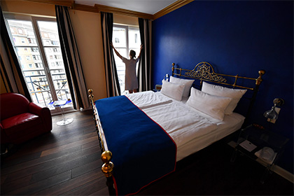 Российские туристы отказались экономить на отелях