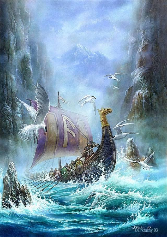 Скандинавский гороскоп викингов