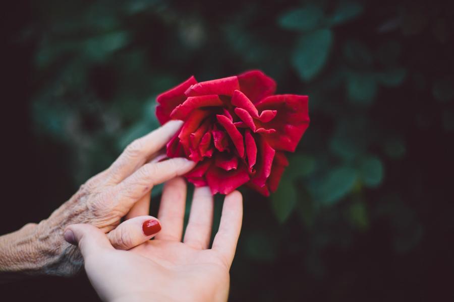 Бабушка Нина, или как я ушла от мужа