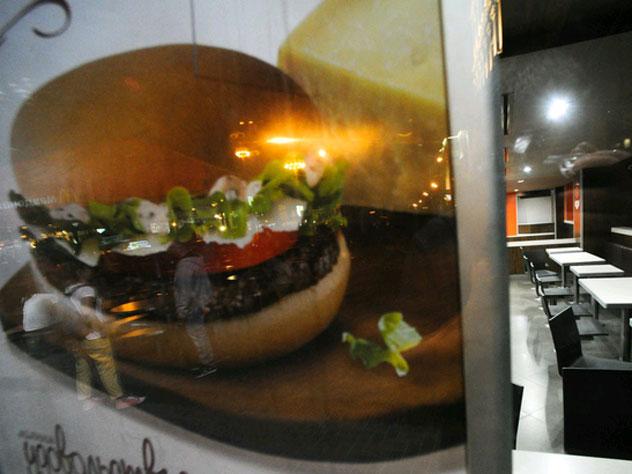 Владелец сети «Теремок» назвал McDonald's «тварями»