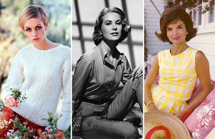 Чем запомнились миру 7 «икон стиля», на которых хотели быть похожими женщины в ХХ веке
