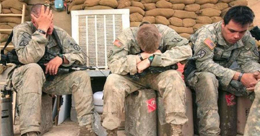 Военные США изнасиловали 2-х…