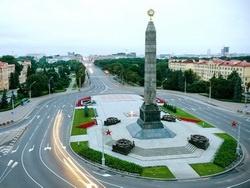 Приехали на экскурсию в Минск...и остались навсегда.