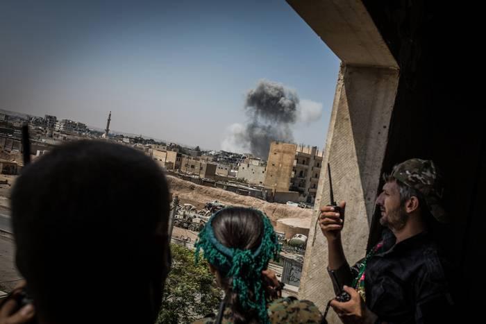 Минобороны РФ призвало США и оппозицию не мешать борьбе сирийских войск с террористами