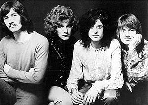 ЗАРУБЕЖКА. Группа Led Zeppelin