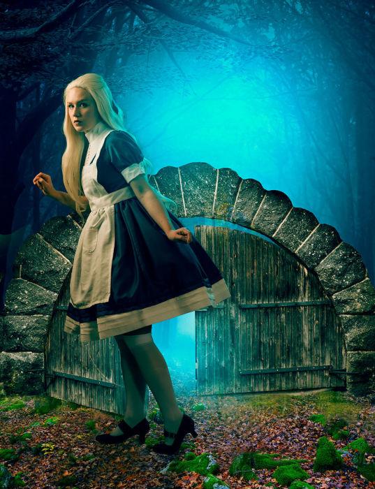 Кто знает, что задумала Алиса? Автор: Merja Aalto.