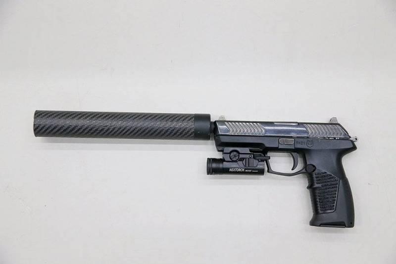 Пистолет Макарова заменят на «Удав»